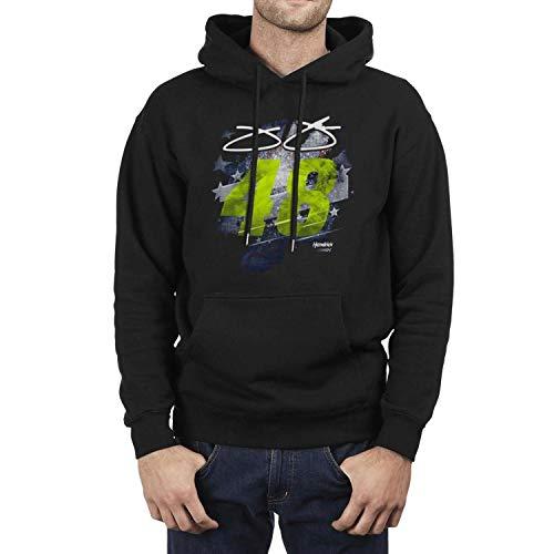HDKASDAA Hoodie Fleece Adult Shirt Jacket Sweatshirt for Men Hooded - Jimmie Johnson Light