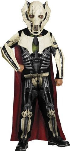[General Grievous Costume - Small] (Star Wars General Grievous Child Costumes)