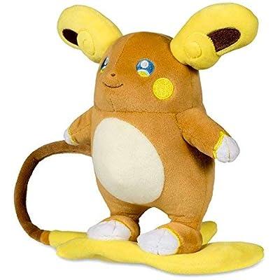 Pokémon POKÉ Plush Standard ALOLAN Raichu: Toys & Games