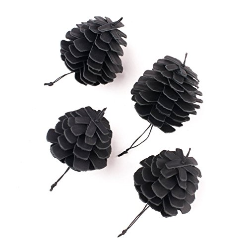 Cheap Saddleback Leather Pine Cone Ornament Set – 100 Year Warranty