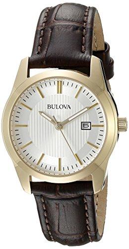 bulova-womens-97m114-analog-display-quartz-brown-watch