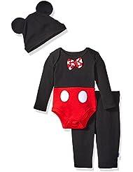 Disney Baby Boys' Mickey Mouse 3 Piece Pant Set
