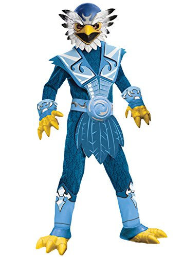 Skylanders Giants Deluxe Jet Vac Costume, Medium (Skylander Costumes For Boys)