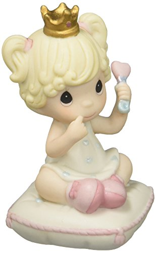 Precious Moments Lil' Princess Bisque Porcelain Figurine 163015