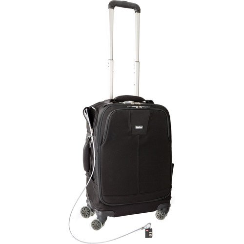 Airport Roller Derby Rolling Carry-On Camera Bag [並行輸入品] B07M81YPVG