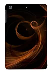 Waterdrop Snap-on Abstract Light Vectors Case For Ipad Mini/mini 2