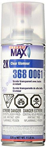 Spraymax 3680061 2K Clear