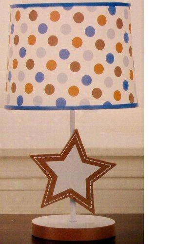 Mod Pod Pop Star Lamp Base & Shade by Kidsline
