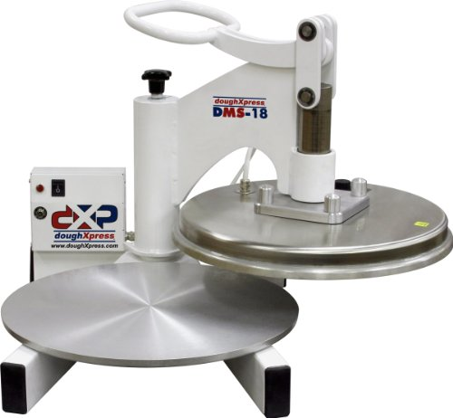 DoughXpress DMS-18 Manual Swingaway Dough Press