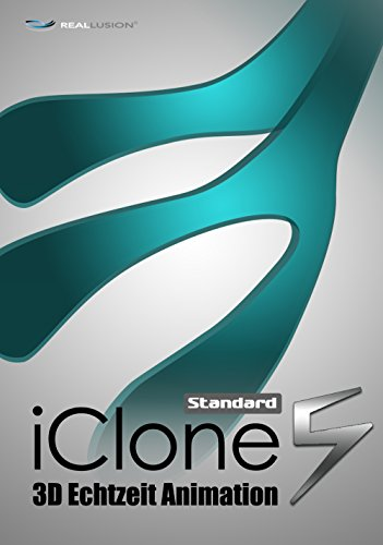 iClone5 Standard - Win [Old Version] by Reallusion