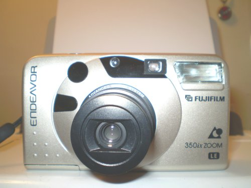 Fujifilm Endevor 350ix Zoom 24-70mm
