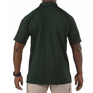 Performance Polo Shirt -back