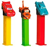 Pez Candy Dispensers Disney Pixar Cars 2, Pack of 12