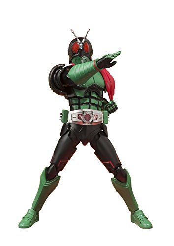 "Bandai Hobby S.H. Figuarts Kamen Rider 1 ""Kamen Rider"" Action Figure"