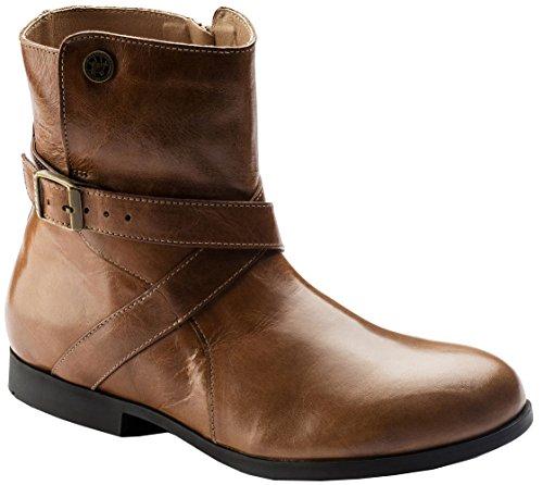 Birkenstock Collins Boot - Women's Camel Leather, 42.0
