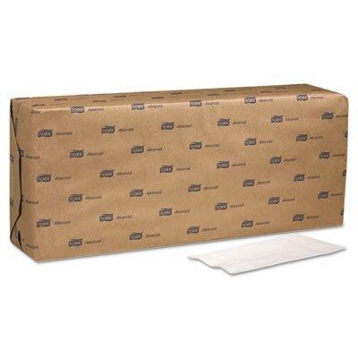SCANP310A Advanced Dinner Napkins, 2-Ply, 15 x 16.3, White, 375/Pack
