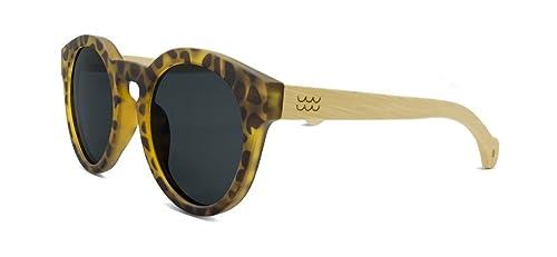 Parafina S17-COS-TRT-SMO, Gafas de Sol Unisex, Tortoise, 50