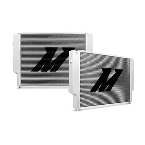 Mishimoto MMRAD-E36-92X BMW E30/E36 M3 X-Line Performance Aluminum Radiator, 1988-1999, Silver - Radiator 1991 325i Bmw