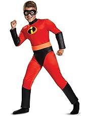 Disney Pixar Dash Incredibles 2 Muscle Boys' Costume