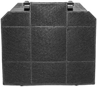 Filtro de carbón para EFF 72 AEG Electrolux Franke 1120016756 EVH de Xtra®