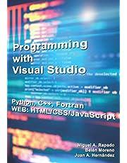 Programming with Visual Studio: Fortran & Python & C++