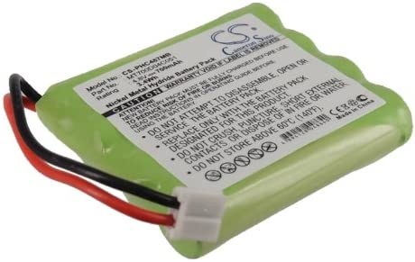 700mAh Battery for Avent SDC361