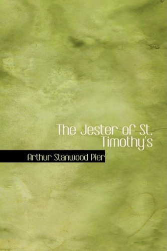 Read Online The Jester of St. Timothy's ebook