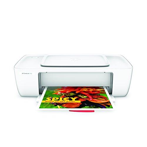 HP Deskjet 1110 Colour 1200 x 1200DPI A4 White inkjet printer