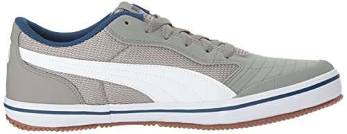 Puma Mens Astro Sala Soccer Shoe Rock Ridge-puma White