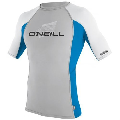 S/s Rash Vest (O'Neill Men's Premium Skins Upf 50+ Short Sleeve Rash Guard)