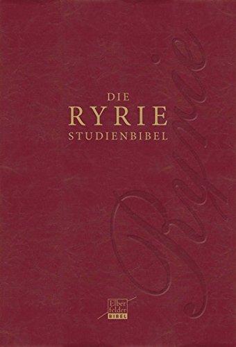 Ryrie-Studienbibel–Elberfelder Bibel 2006