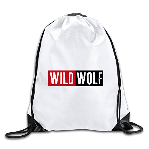 BENZIMM WILD WOLF Drawstring Backpacks/Bags (Puma Baseball Bag)