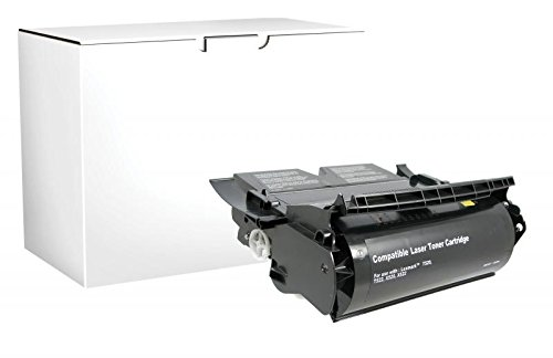Fine Line Printing - Compatible for Lexmark T520 - Toner Cartridge (High Yield), Lexmark Compliant (20,000 pgs) 12a6835 Remanufactured Toner Cartridge