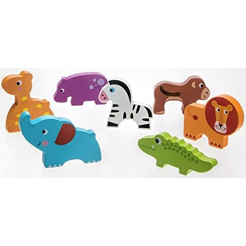 Wooden Puzzle For Toddlers 1 Year Old 2 Year Old Ideal Shapes