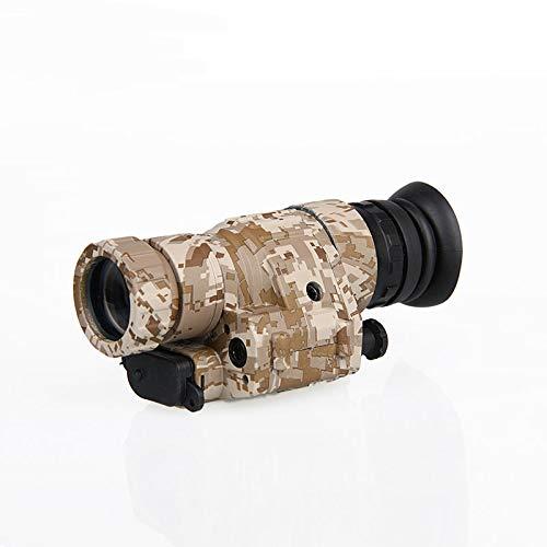 CANIS LATRANS Digital Night Vision Goggle Monocular with J-Arm Headset Adapter PVS 14(DD) ()