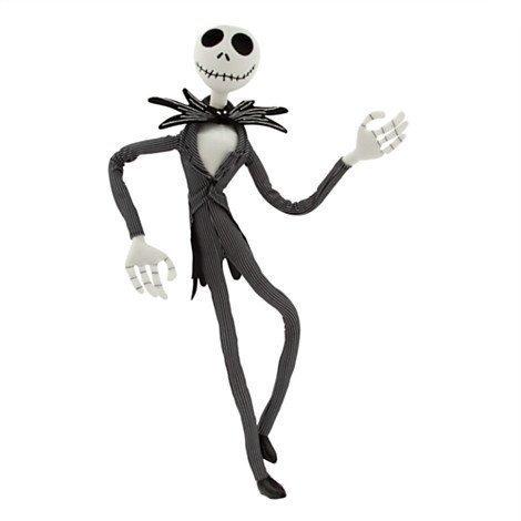 Disney Jack Skellington Plush Toy -