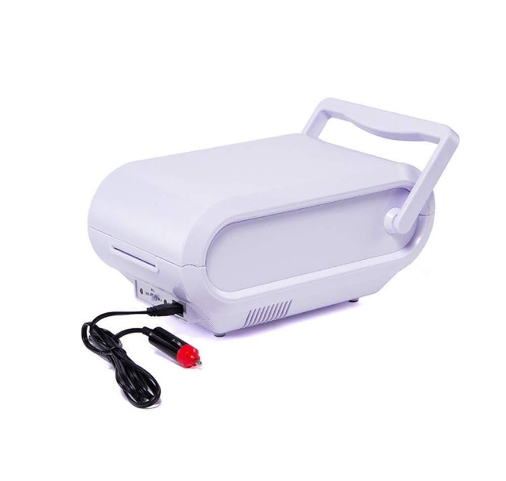 Faible consommation d'énergie Réfrigérateur Chaud et Froid de réfrigérateur portatif de Voiture du réfrigérateur 3L et Plage de Voyage de Mini réfrigérateur de Voiture Gardez la Nourriture fra