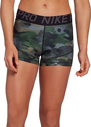 """レディース カジュアルパンツ Nike Women's Pro 3"""" Camo Short [並行輸入品]"""