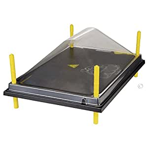 "Premier Chick Heating Plate Kit - Includes Cover and Warms Up To 50 Chicks - 16""W x 24""L"