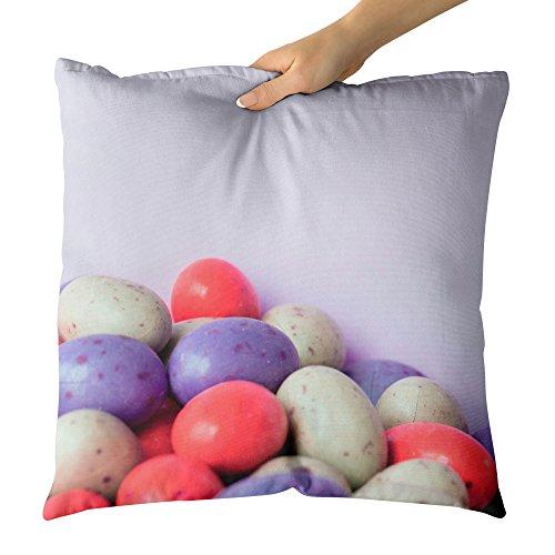 Westlake Art - Yummy White - Decorative Throw Pillow Cushion