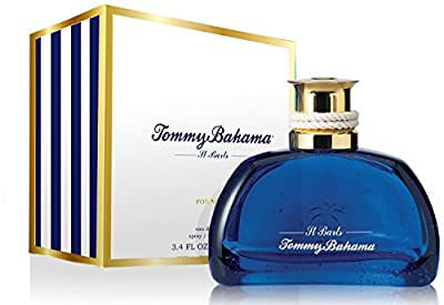 Tommy Bahama St Barts Eau De Cologne Spray for Men 3.40 oz