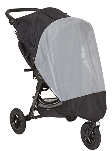 Sasha's Sun, Wind and Insect Cover for Baby Jogger City Mini, Mini GT and Summit X3 by Sasha Kiddie Products