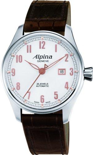 Alpina Aviation Mens Watch AL-525SCR4S6