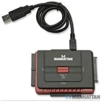 Manhattan Products - USB 2.0 to SATA/IDE Adapter
