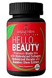 Best Hair Skin And Nails Vitamins - Premium Biotin For Hair Growth, Hair, Skin And Review