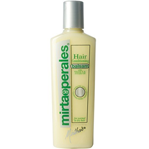 Hair Balsam Conditioner (Mirta De Perales Hair Conditioning Balsam, 4 Ounce)