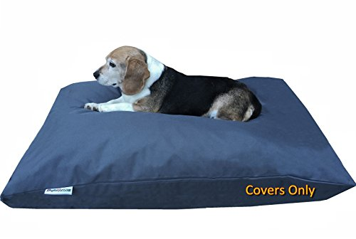 Do It Yourself DIY Pet Bed Pillow Duvet Oxford Cover + Waterproof Internal case for Dog/Cat at Medium 36
