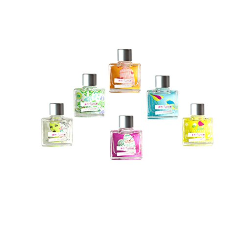 Love & Toast Little Luxe Perfume Set – All 6 (Loves Fragrance Collection)