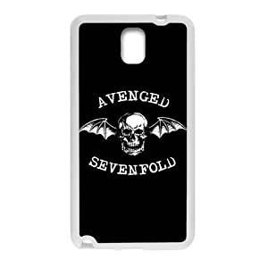 Happy avenged sevenfold logo Phone Case for Samsung Galaxy Note3