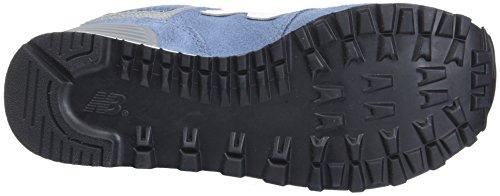 New para Azul Blue 574 Zapatillas Balance de Running Mujer OqnpZOw1v